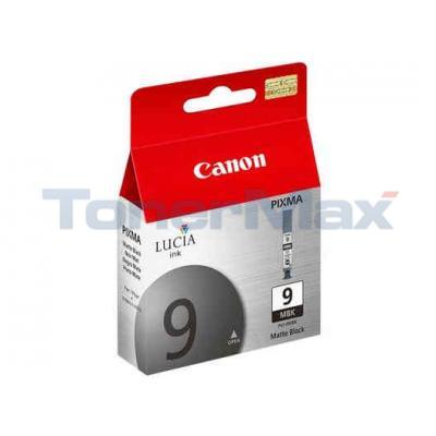 CANON PGI-9MBK INK CARTRIDGE PIGMENT MATTE BLACK